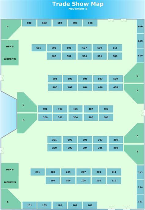 12 tradeshow floor plan images pinterest floor plans