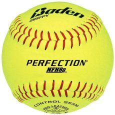 best bat for 44 core softball image for baden 2bsfpy perfection nfhs fast pitch softballs from baseballsavings