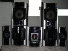 estereos sony de casa minicomponente sony genezi mhc gnx880 6 bocinas negociable 1 00 en mercado libre