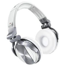 audifonos pioneer hdj 1500 pioneer hdj 1500 professional dj headphones white at gear4music