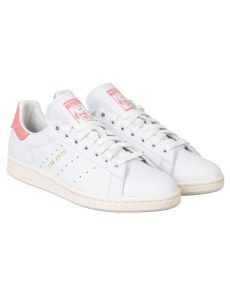 stan smith shoes pink adidas originals stan smith shoes white pink trainers from buddha store uk