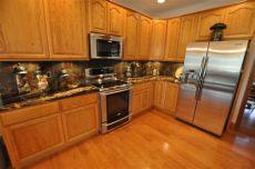 backsplash ideas for kitchens with granite countertops and white cabinets granite countertops and tile backsplash ideas eclectic kitchen indianapolis by supreme