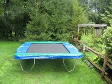 rectangle trolines for sale the 10 ft x 12 ft rectangular troline is great for smaller properties