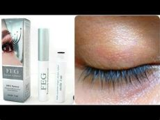 feg eyelash enhancer review - Feg Eyelash Enhancer Reviews Before And After