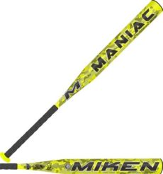 miken maniac asausssa slow pitch bat 2018 miken maniac usssa pitch bat 2020 s sporting goods