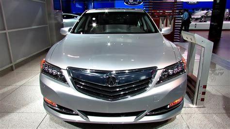 2014 acura rlx aws silver exterior interior walkaround