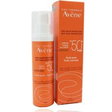 avene cleanance sunscreen cosdna avene sunscreen spf 50 high sun protection tinted emulsion 50ml ntc skin ebay