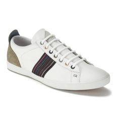 paul smith shoes white paul smith shoes s osmo leather trainers white free uk delivery allsole