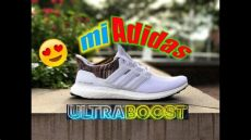 ultra boost 40 rainbow on feet miadidas ultra boost custom quot rainbow quot review on limited box was destroyed