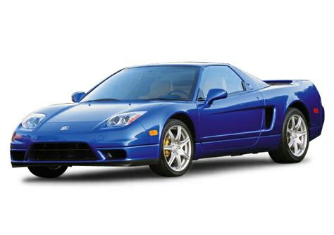acura nsx restyling 2002 2005 coupe outstanding cars