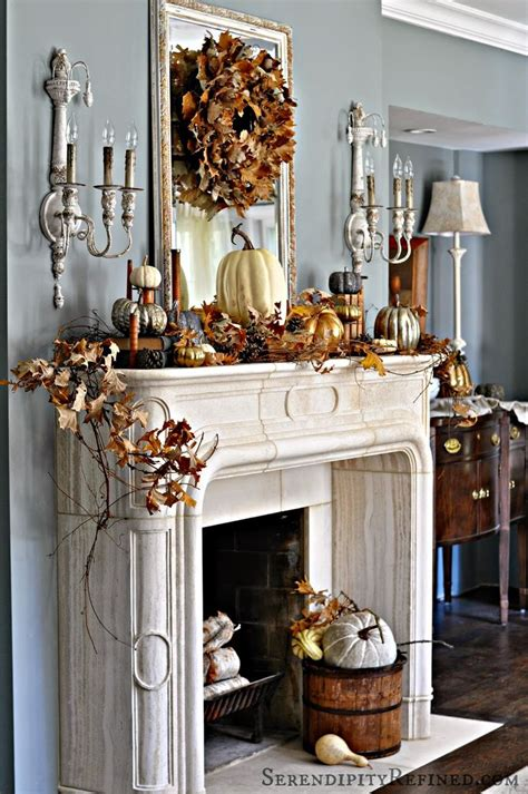 Decorating Fireplace Mantels