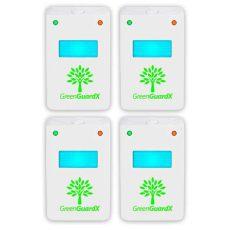greenguard x ultrasonic pest repellent 4 pack pest - Green Guard Pest Control Ultrasonic