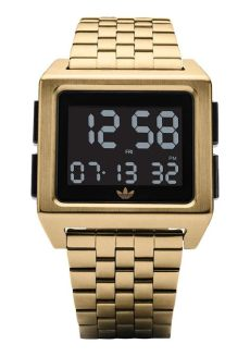 adidas archive m1 digital wristwatch has an understated 70s style - Adidas Archive M1 Manual