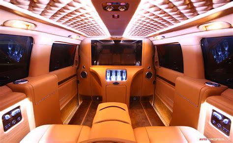 designs van luxury interiors carisma auto autoconception