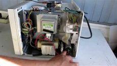 como arreglar un microondas daewoo reparacion de un horno de microhondas no calienta 1