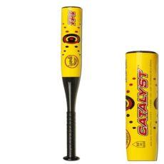 louisville slugger catalyst softball louisville slugger tps catalyst balanced pitch softball bat sb105b justbats