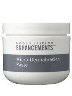 microderm paste rodan and fields rodan fields enhancements micro dermabrasion paste review