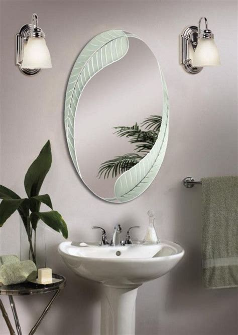 23 oval mirrors images pinterest oval mirror bathrooms
