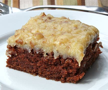 carb german chocolate cake keto diabetic chef recipe