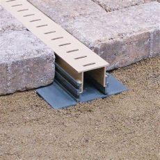 pvc pool deck drain stegmeier deck drains