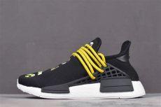 adidas originals pw hu holi nmd mc black yellow for sale - Pw Hu Holi Nmd Mc Black