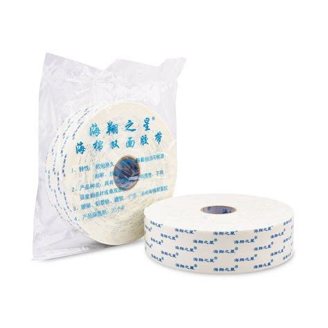 heat resistant double adhesive foam tape adhesive foam