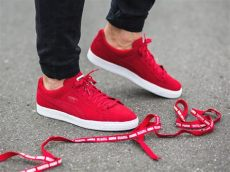 puma x trapstar suede s shoes sneakers suede x trapstar 361500 02 best shoes sneakerstudio