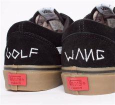 golf wang vans uk vans syndicate skool pro quot s quot golf wang black gum consortium