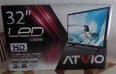 tv atvio no da imagen television atvio 32 led hd 3 200 00 en mercado libre