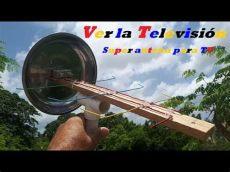 ver la tele sin toma antena como hacer una antena hd tdt con pvc agaclip make your
