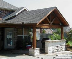 attached patio roof designs roof attached house outdoor patio covered new to closed covers designs cover plans