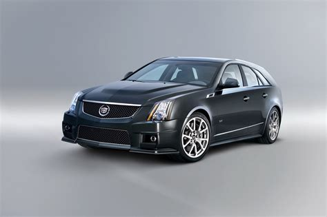 2011 cadillac cts sport wagon top speed