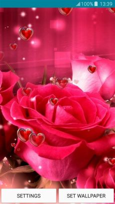 glitter rose wallpapers free download live wallpapers glitter