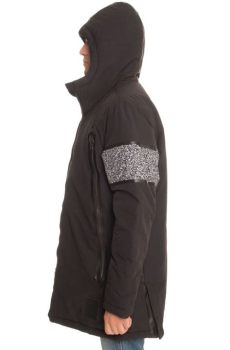 jacket x trapstar team parka black - Puma X Trapstar London Team Parka