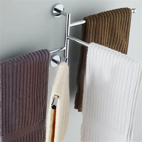 bathroom towel rack hanging storage holder shower