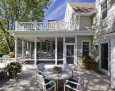 flat roof screened porch plans flat roof porch houzz
