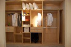 modelos de roperos modernos para dormitorios closets y walk in closet a la medida 3 500 en mercado libre