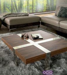 modelos de mesas de centro modernas para sala mesa de centro oxaa de clara home en ociohogar