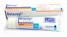 retacnyl cream from galderma retacnyl review