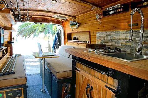 9 cervan kitchen design ideas van life wayward