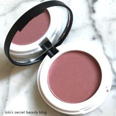 lily lolo pressed blush swatches lola s secret pressed blush in the pink review and swatches