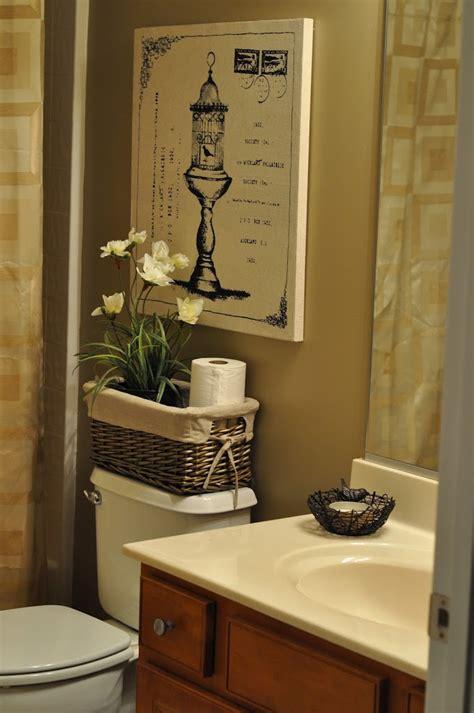 bland bathroom makeover reveal small blog