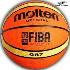 balon de basquetbol precio bal 243 n de baloncesto molten gr7 fiba profesional original bs 0 10 en mercado libre