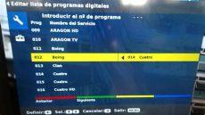como programar tv sony bravia ordenar canales tv sony bravia kdl 32p3600 funnydog tv