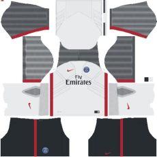 kit dls 19 psg kit psg 2018 novo uniforme para dls 17 league soccer shyz476