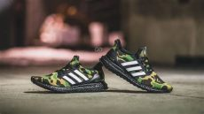 adidas ultra boost 10 og on feet bape x adidas ultra boost quot green camo quot review on
