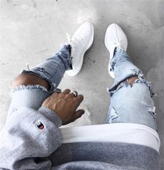 yeezy boost 350 v2 cream white outfit featuring adidas yeezy boost 350 v2 quot white white quot 29 4 17 sneaker fashion