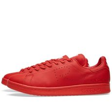 adidas x raf simons stan smith white - Raf Simons Stan Smith Red