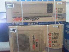 precios de minisplit mirage mirage 1 tonelada airea condicionado