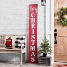 porch board christmas merry porch board plaque outdoor decorations board decoration